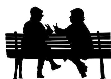 women-gossip-break-senior-lady-