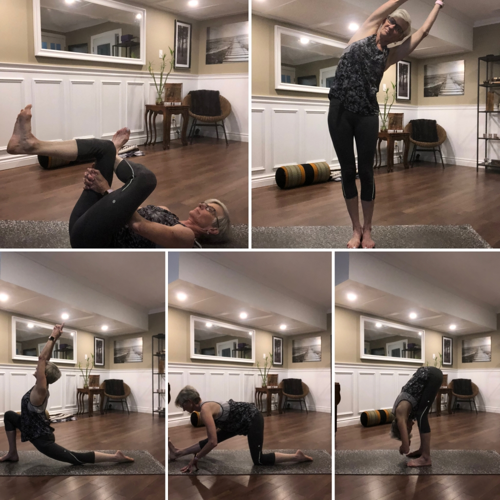 Cool Down Yoga Stretches